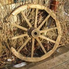 деревянное колесо в аренду